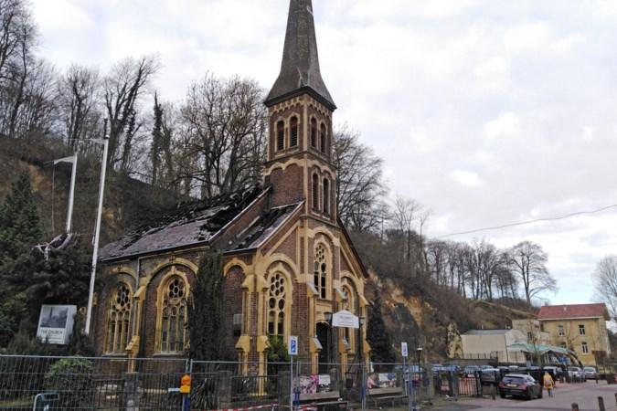 Nieuwe eigenaar wil opnieuw restaurant in afgebrand kerkje in Valkenburg