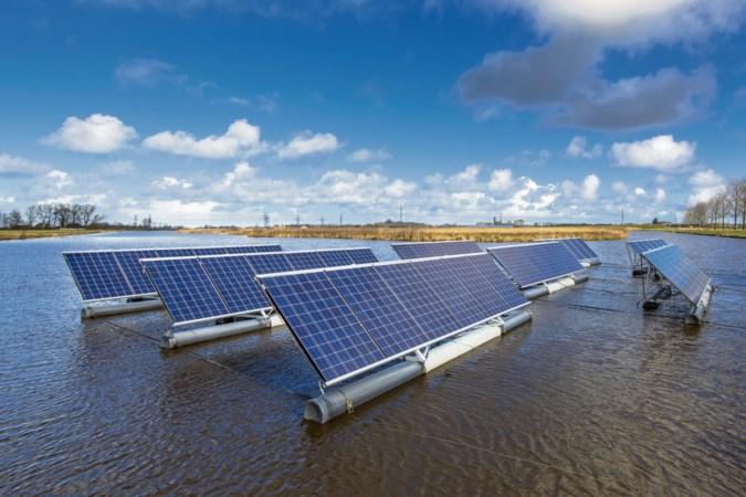 Natuurclubs kritisch over zonnepanelen op water