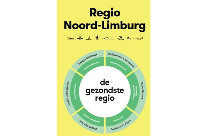 Noord-Limburg moet met 40 miljoen 'gezondste' regio van Nederland worden