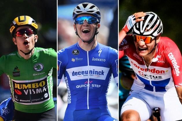 Wielrennen: mogen de drie jonge supertalenten niet meer meedoen?