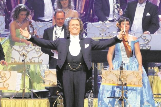 André Rieu redder in nood voor fanfarekorps verstandelijk beperkten
