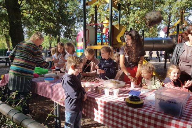Oudhollandse spellenmiddag in speeltuin Hagerweike