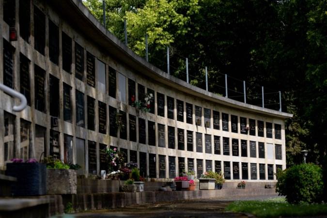Kerkhof Cauberg raakt overtollig regenwater niet kwijt