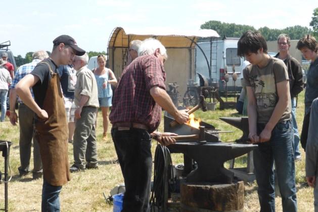 Negende editie smedenevenement 'Hamerslagdag' in Roggel