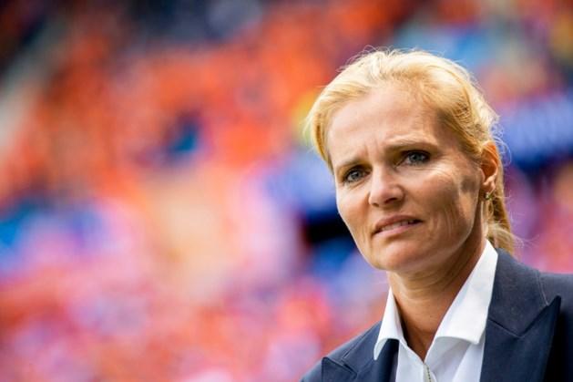 Oranje-coach Wiegman houdt vast aan haar strijdplan
