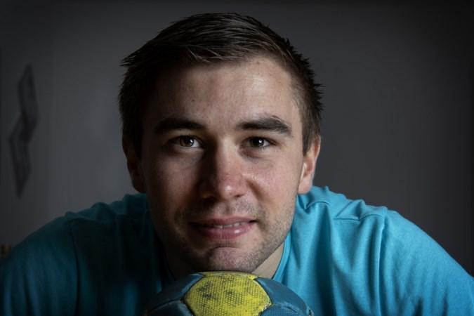 Handballer Luc Steins: 'Ik speel al twee jaar met de handrem erop'