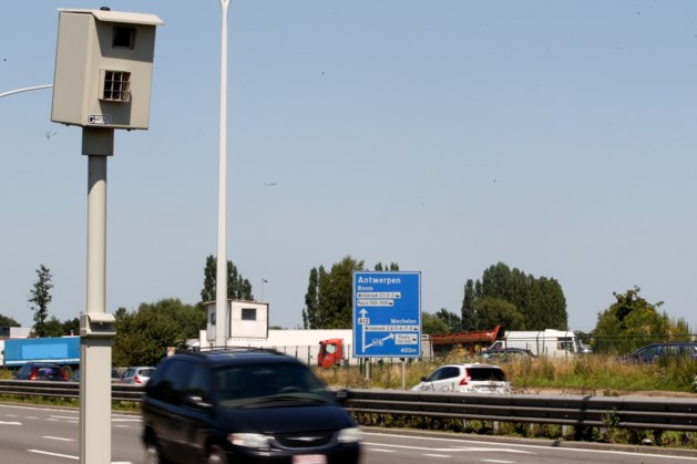 Meer buitenlandse wagens geflitst in België