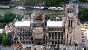 Architecten en toeristen raken niet uitgepraat over inferno Notre-Dame