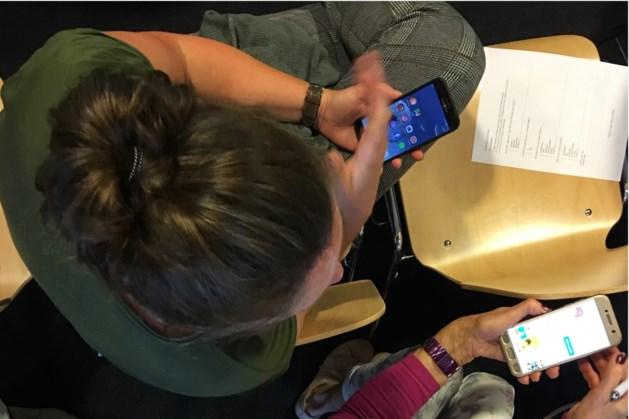Leer creatiever fotograferen met de smartphone in bibliotheek Margraten