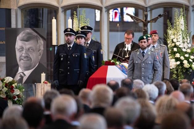 'Rechts-extremist verdacht van moord op Duitse politicus'
