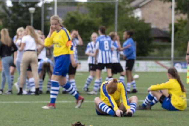 Voetbalsters Bekkerveld komen tekort en lopen promotie mis