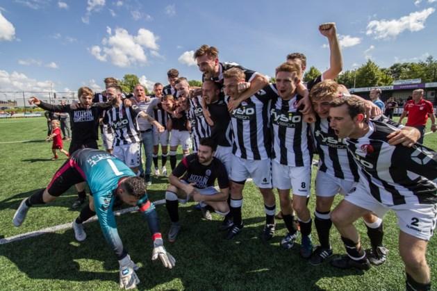 Promotie voor Geleen Zuid, voetballers SVN krijgen herkansing