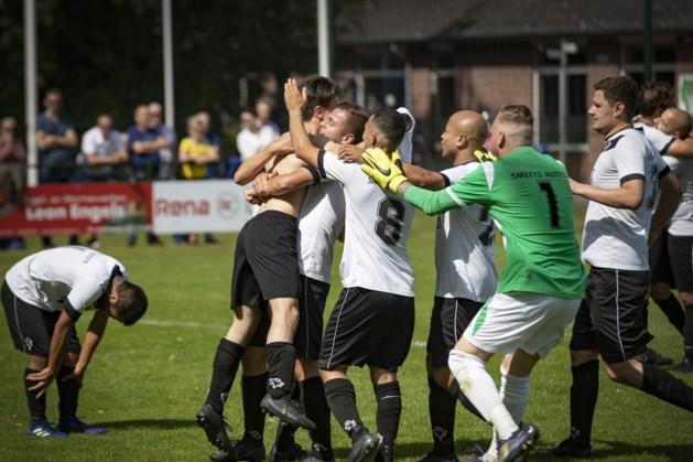 SV Blerick voorkomt voetbal-ramp met moeizame zege op Laar