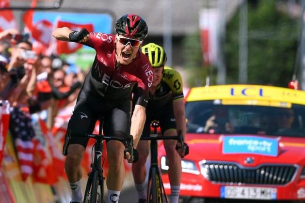 Van Baarle wint laatste rit in Dauphiné, Poels vierde in eindklassement
