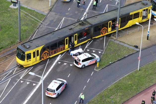 Inbraak in politiebusje tijdens reconstructie tramaanslag Utrecht
