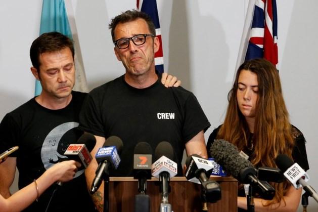 Vader vermiste backpacker geëmotioneerd: 'Hij komt naar huis, dat heb ik zijn broertje beloofd'