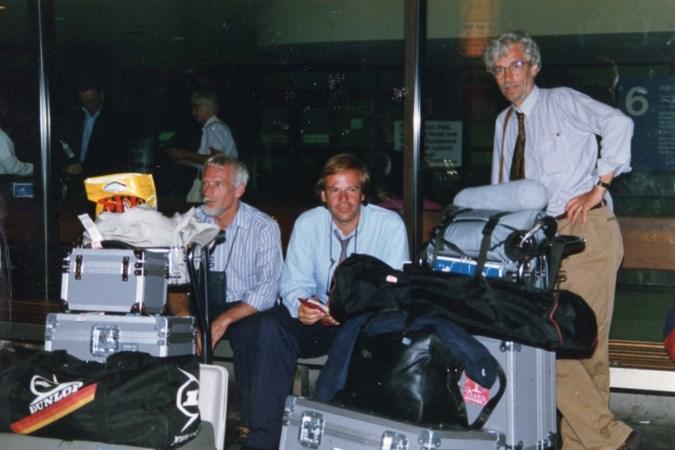 Bij Whitney Houston, Jimmy Carter en Eddy Merckx thuis geweest, maar niet één foto als bewijs