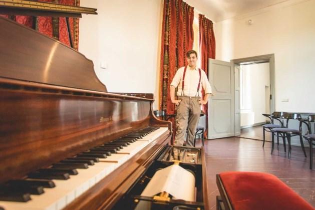'Wereldwonderen van Mechanische muziek' in Kasteel Arcen