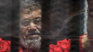Oud-president Mursi van Egypte in rechtszaal overleden