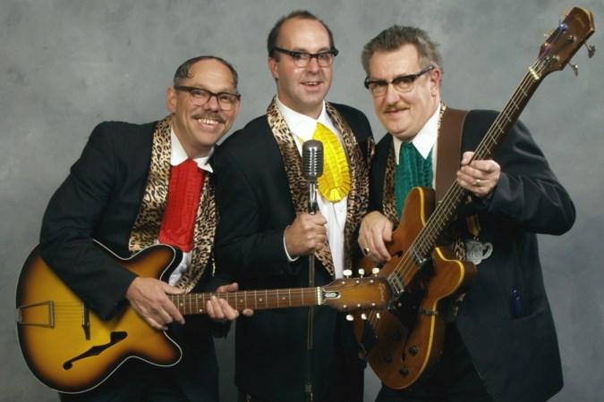 Komisch trio de Geraniejums stopt ermee: 'Lang genoeg de flap uitgehangen'