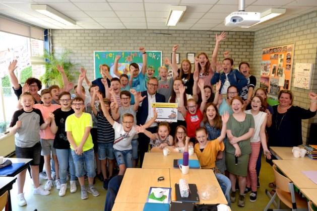 Basisschool Sint Ursula wint duurzaamheidswedstrijd Kerkrade