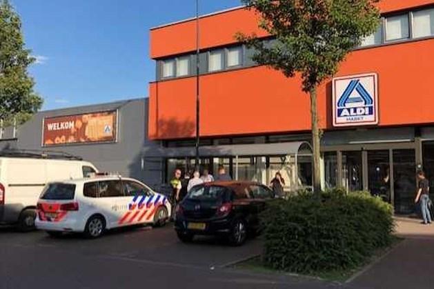 Gewapende mannen overvallen Aldi in Roermond