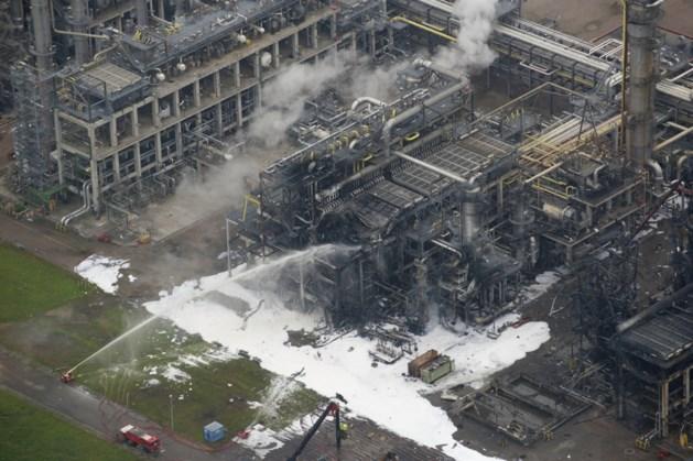 Explosie kost Shell 2,5 miljoen boete