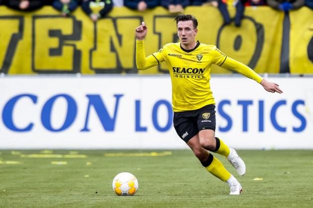 Moreno Rutten vervolgt carrière in Italiaanse Serie B