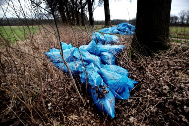 Maastricht is jaarlijks ruim een miljoen kwijt aan dumpafval