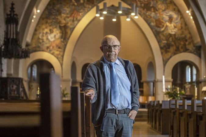 Pastoor Janssen van Margraten al 60 jaar tussen de mensen: 'Ik wilde híer blijven'