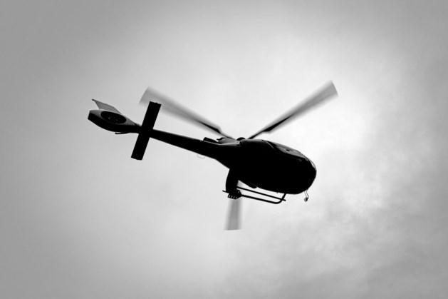 Mysterie van rondcirkelende helikopter boven Roermond opgelost