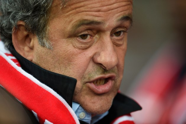 'Oud-UEFA-voorzitter Platini opgepakt voor mogelijke corruptie bij toewijzing WK'