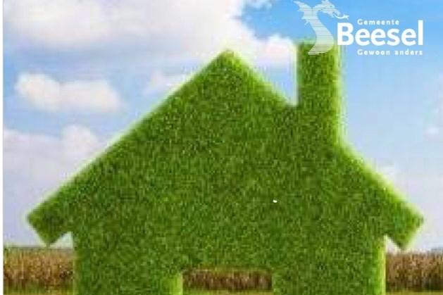Nieuwbouw en duurzaamheid in eerste wooncafé Beesel