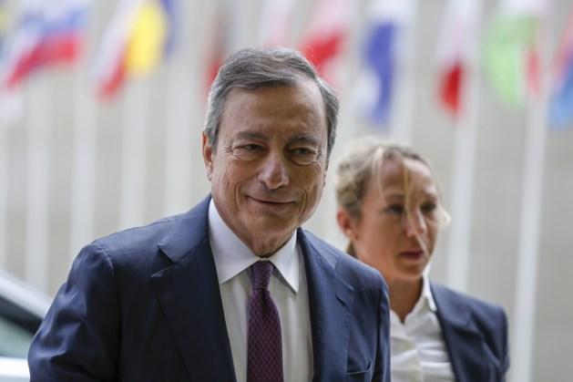 ECB-president Draghi neemt mogelijk extra stimuleringsmaatregelen