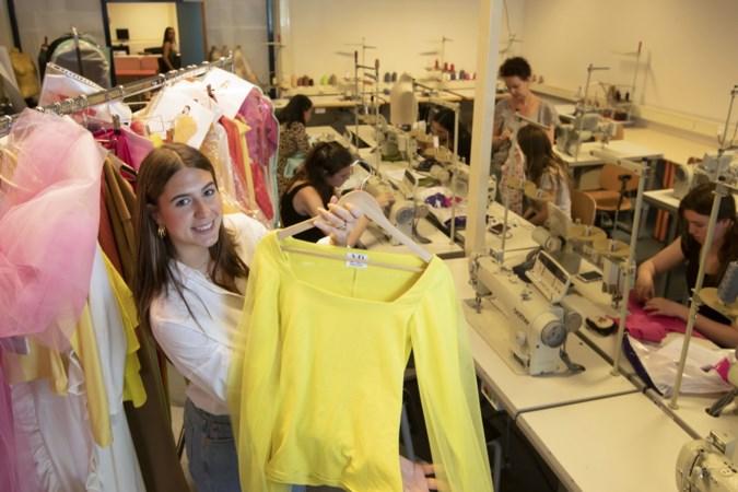Modetalent Sara Balic (18) uit Amstenrade maakt sprong naar publiek