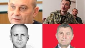Deze mannen worden verdacht van neerhalen van vlucht MH17