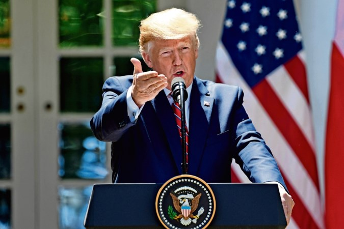 Trump swingt in Florida: 'Ik ben een heel eerlijke kerel'