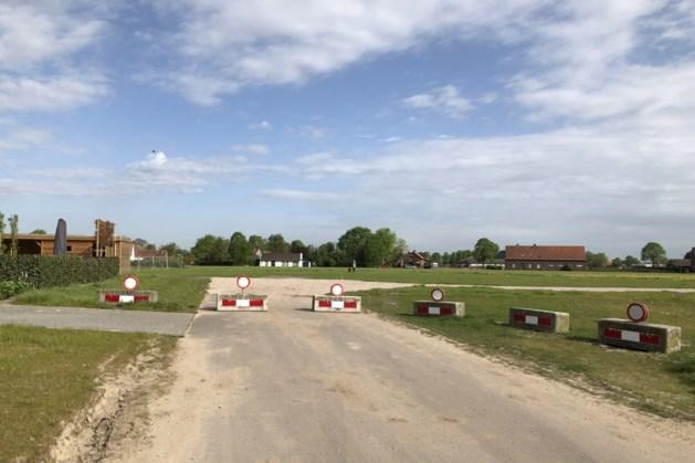 Tijdelijke weg in nieuwbouwwijk Nederweert blijkt niet zo tijdelijk