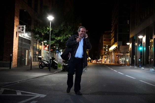 Platini vrijgelaten na dag van verhoren: 'Het doet zoveel pijn'