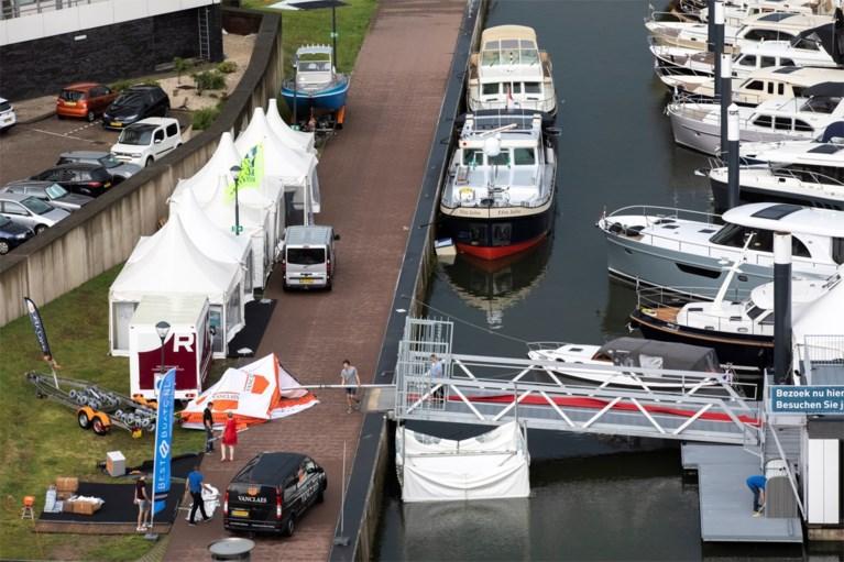 Limburg geteisterd door kort, maar hevig noodweer