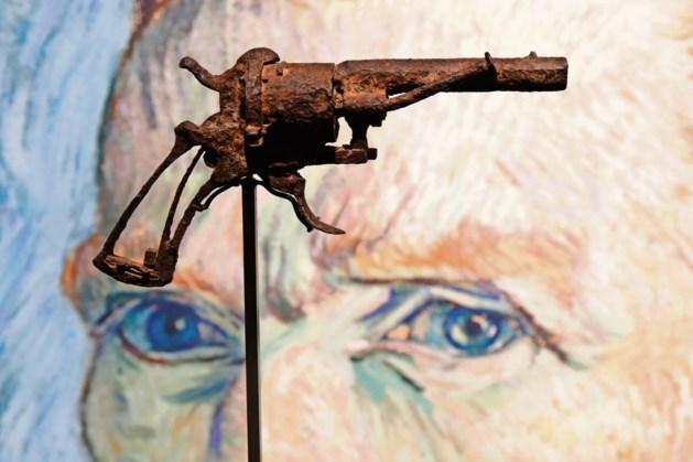 De revolver van Vincent van Gogh is te koop