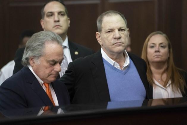 De val van bullebak Harvey Weinstein