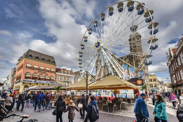 Nieuwe regels voor terrassen tijdens kermis in Venlose binnenstad
