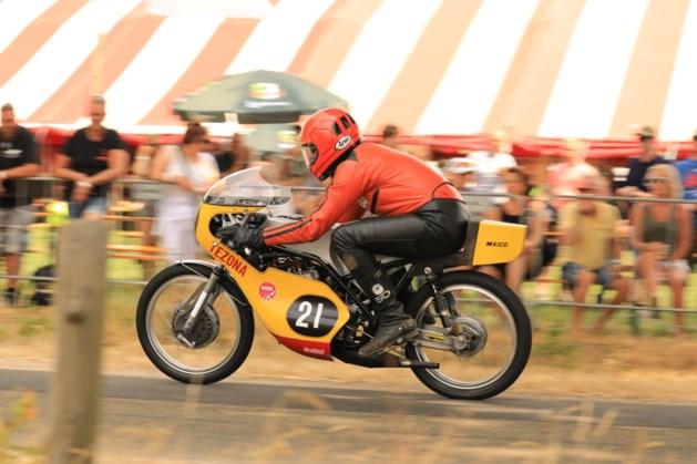 Eerste lustrum oldtimer 'race' TT van Haler