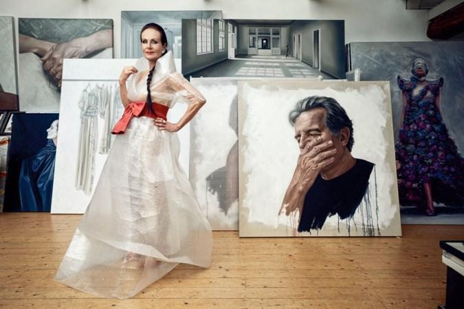 Kunstenares Ans Markus: 'Er is zo vaak gezegd dat ik niks was'