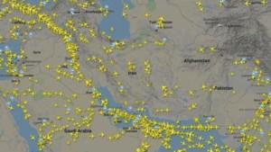 Mijden Iran zorgt voor vertraging: 'Mensen gaan aansluitingen missen'