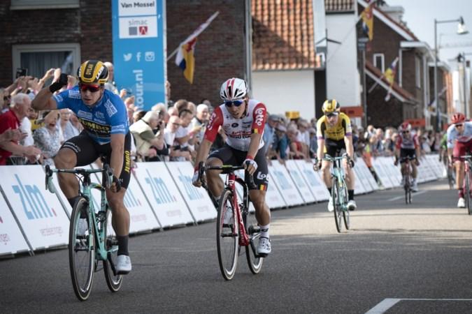 Teunissen profiteert jaar na dato nog van parcourskennis ZLM Tour