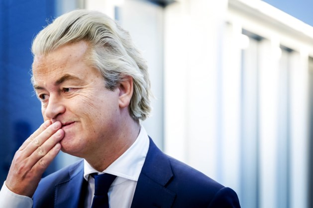 Wilders: ministerie fout bezig