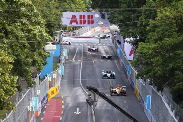 Frijns slachtoffer van openingscrash ePrix Bern