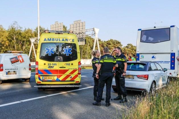 Overleden passagier na ongeval op A2 is 39-jarige man uit Maarheeze